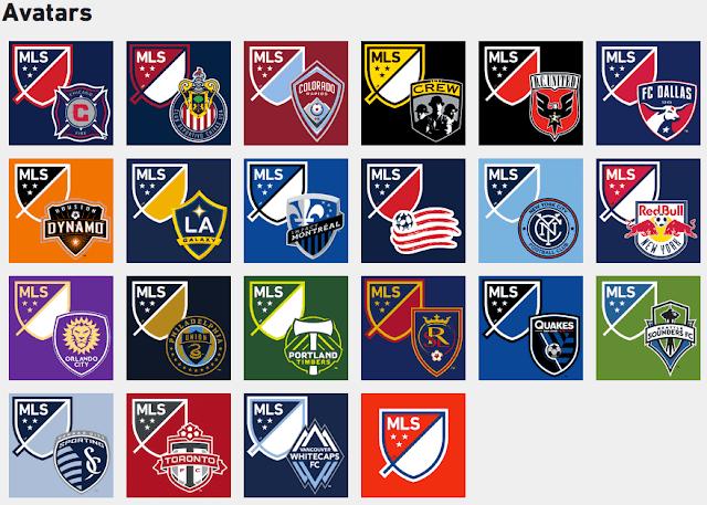 nuevo logo de la MLS