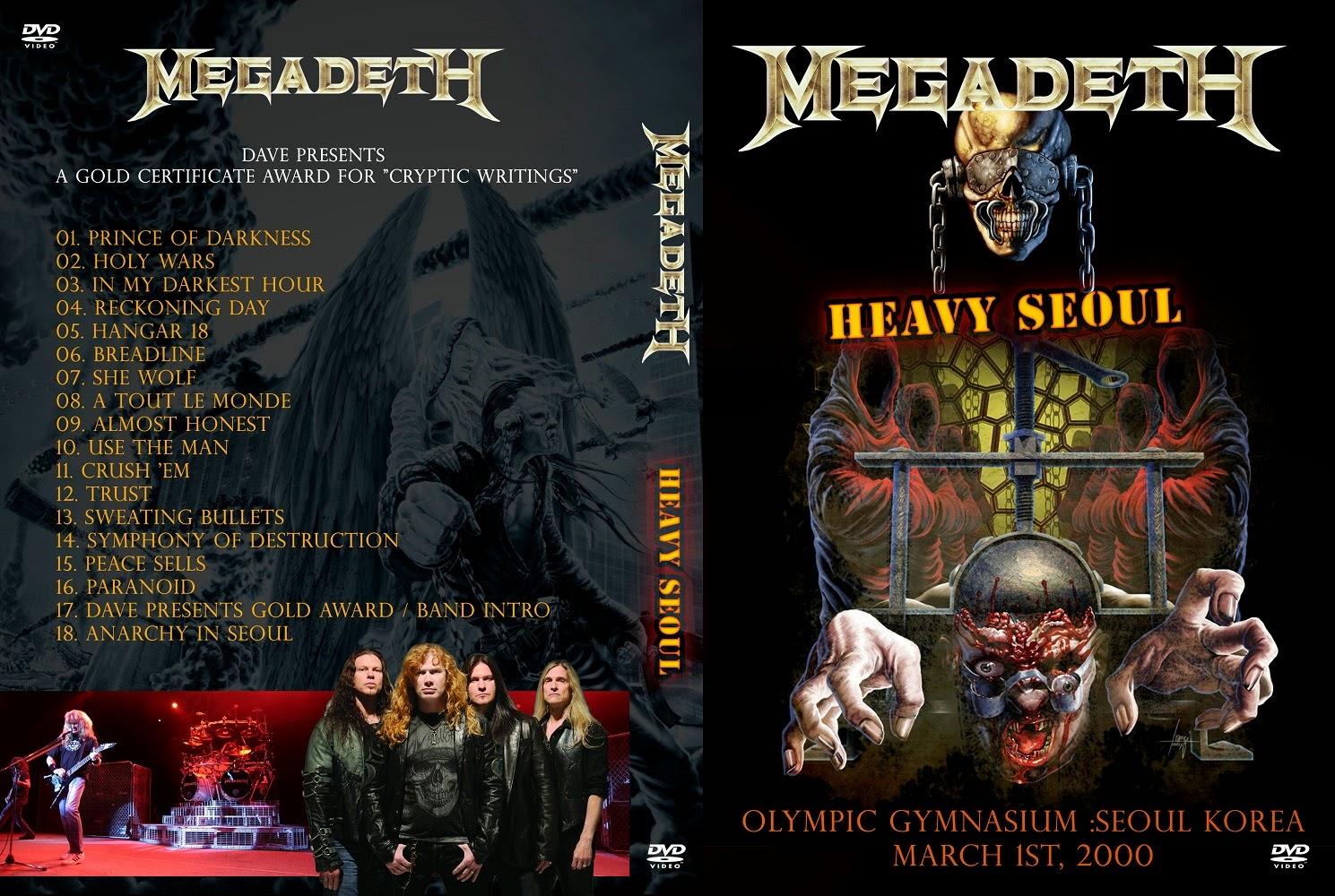 Megadeth Almost Honest (Broadcast Music Video) (Explicit)