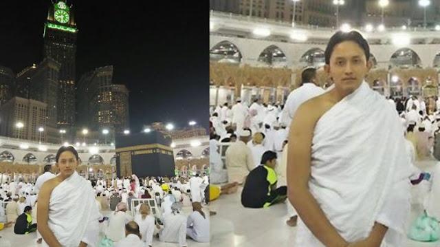 ALLAHUMMA LABBAIK, Khamim Naik Haji Jalan Kaki dari Pekalongan sudah Tiba di Mekkah