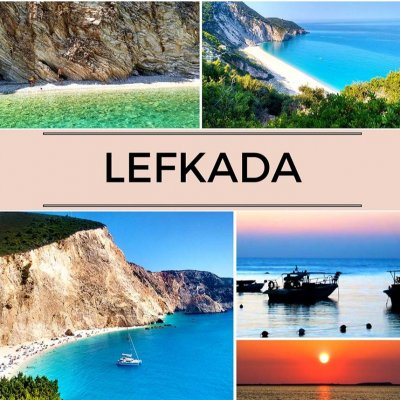 Travel to Lefkada