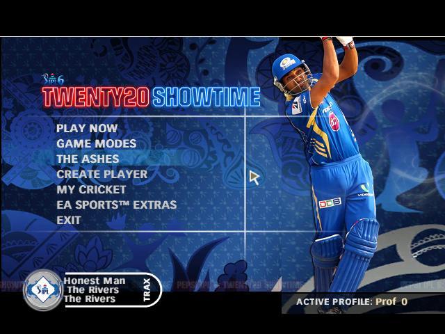 Ea Sports Cricket Pepsi Ipl6