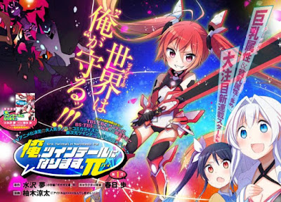 Download Ore Twintail ni Narimasu BD Subtitle Indonesia
