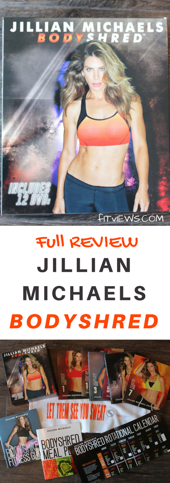 Everything About Jillian Michaels BodyShred