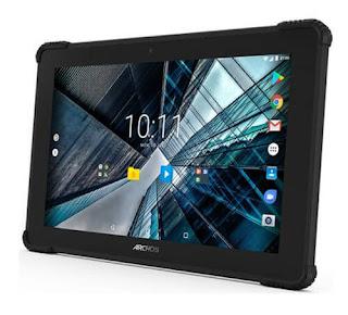 Archos представив два захищені смартфони з Android Nougat і один планшет