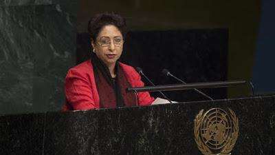 Jamin Hak Penentuan Nasib Sendiri, PBB Adopsi Resolusi Usulan Pakistan