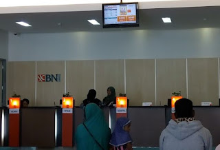 BNI Weekend Banking NUNUKAN Hari Sabtu Buka