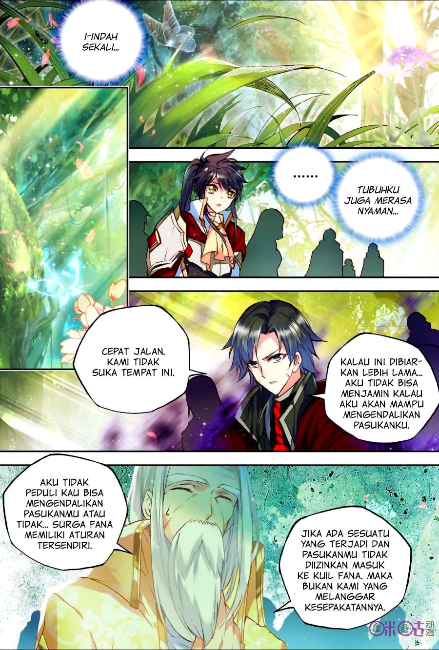 Shen Yin Wang Zuo Chapter 120