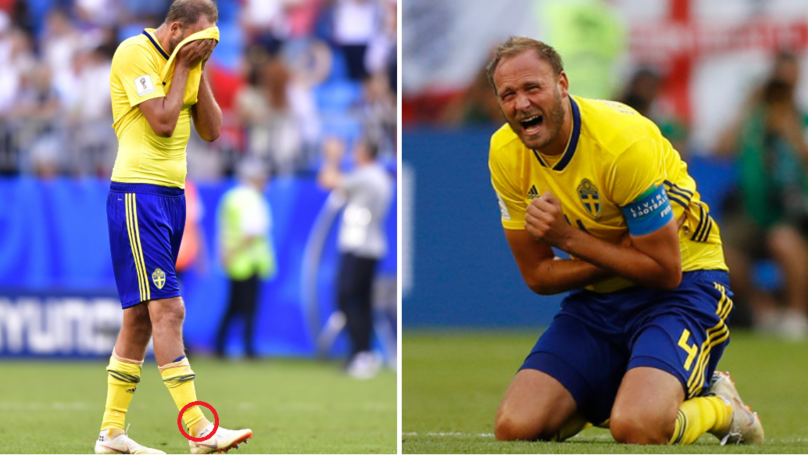 Sverige tog skrallguld i medleylagkappen