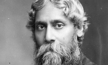 Rare Photos Of Rabindranath Tagore