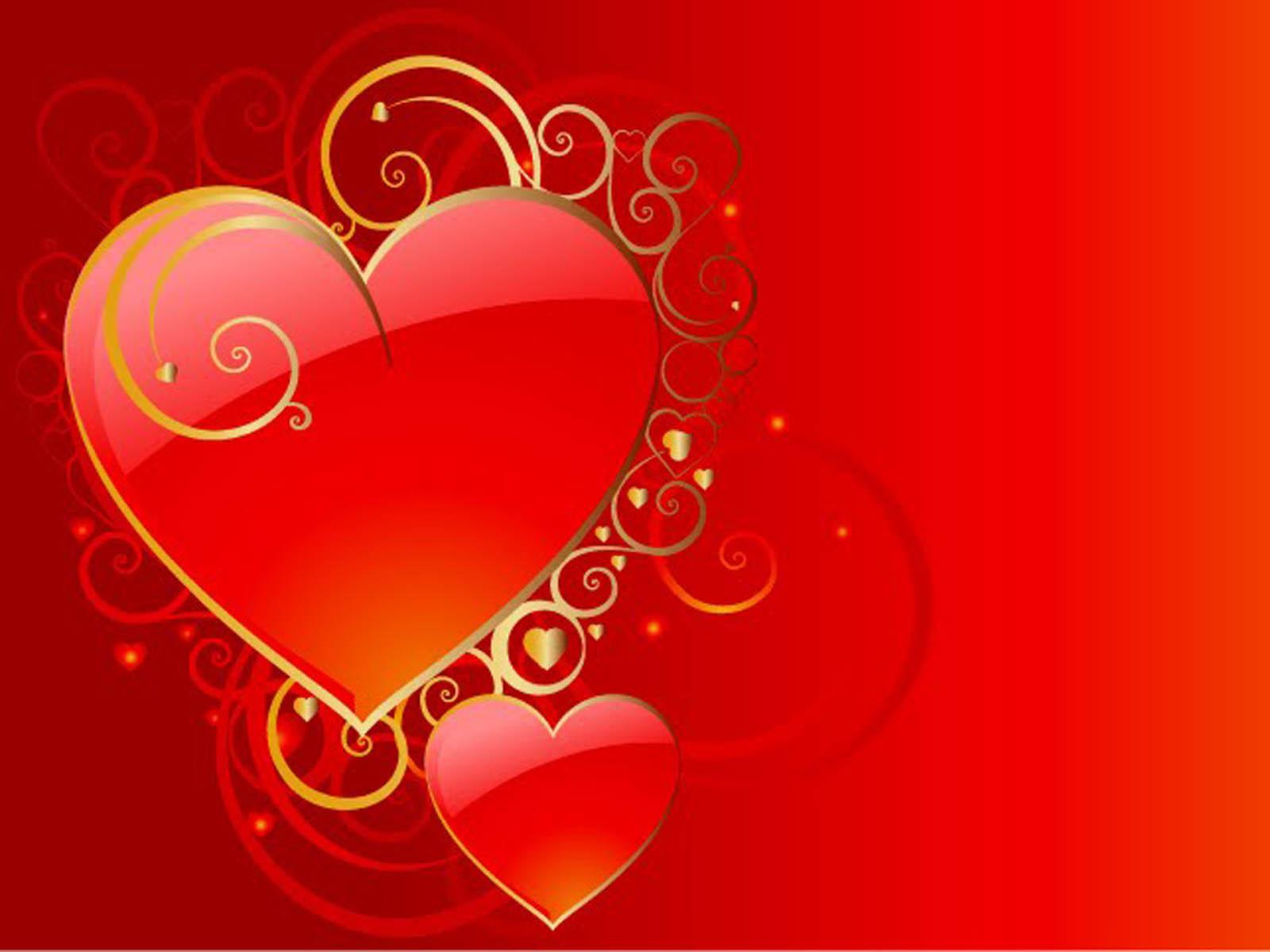 wallpaper: Love Heart Wallpapers