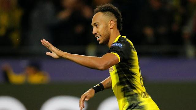 Dortmund Siap Mainkan Aubameyang Akhir Pekan Ini