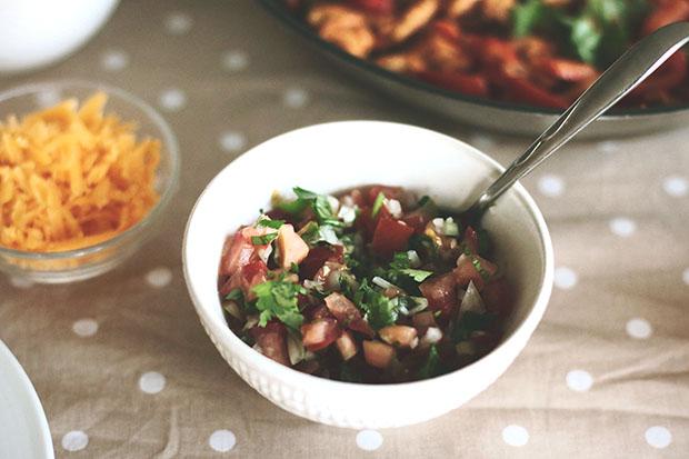 Salsa sauce- salsa padažas