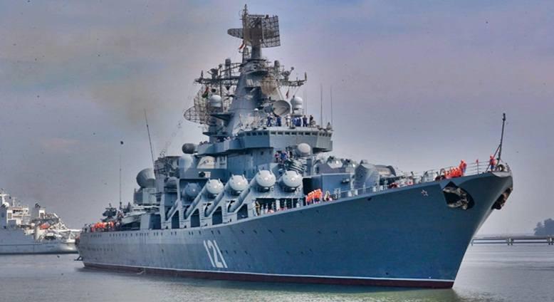 Gambar kedatangan kapal perang rusia ke Indonesia