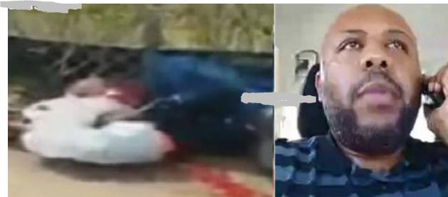 فيديو| صادم .. بث جريمة قتل بدم بارد مباشرة على موقع 'فيسبوك'  في مشهد لم يصدقه كل من رآه يُبث حياً أمام عينيه