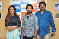 Shravya in skirt and tight top at Vana Villu Movie First Song launch at radio city 91.1 FM ~  Exclusive 02.JPG