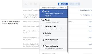 Lista Facebook