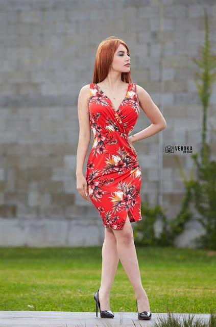 ropa  Veroka  vestido