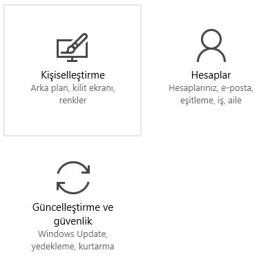Windows 10'da Tema Rengi Değiştirme Nasıl Yapılır?
