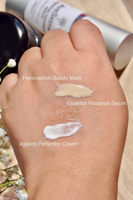 AveSeena Skincare review