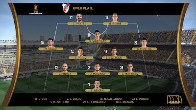 PES 2019 Scoreboard Copa Libertadores 2019 by Eskpist