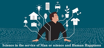 Essays articles science service man