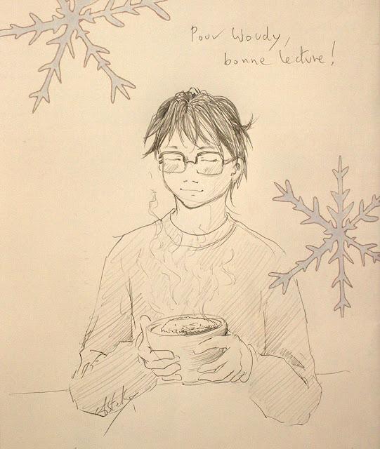 dédicace Yuri on Ice - Yuuri Katsuki