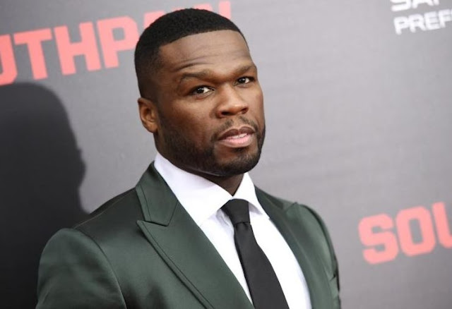 50 Cent verging on a Pair TV Shows