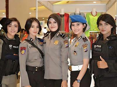 Apa Saja Persyaratan Untuk Menjadi Polisi Wanita (POLWAN) Tahun 2018