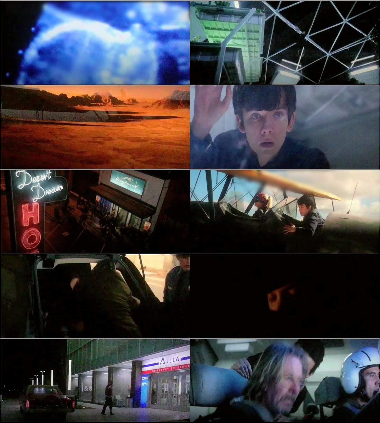The Space Between Us Screenshot