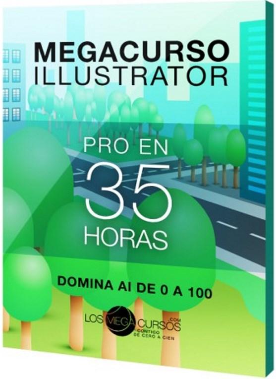 Megacurso de Illustrator: Pro en 35h