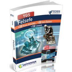 Güvender YGS Felsefe Konu Anlatımlı Soru Bankası TEDES