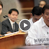 Watch: Sen.Drilon Binastos si Sen.Pacquiao Tungkol sa Boxing Agency