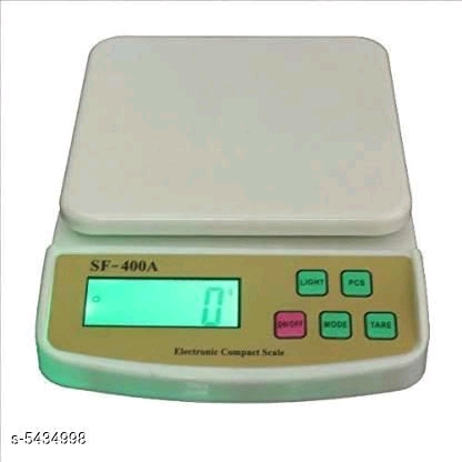 Unique Solid Digital Weighing Scales