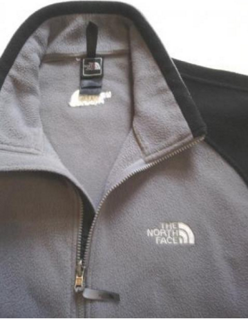 North Face RDT 200 Fleece Full ZIP-1
