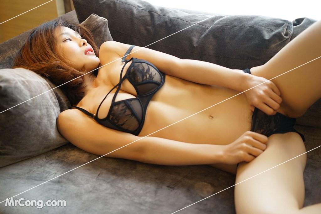 Image Yan-Pan-Pan-Part-3-MrCong.com-006 in post Ngắm vòng một siêu gợi cảm với nội y của người đẹp Yan Pan Pan (闫盼盼) (51 ảnh)