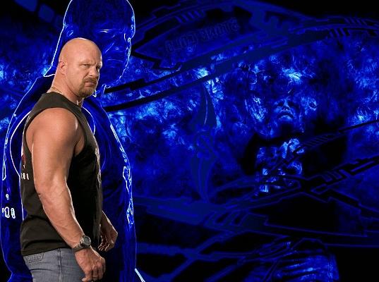 Foto Stone Cold Steve Austin WWE