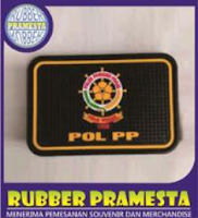 PATCH KARET LOGO POLRI | PATCH RUBBER TNI | PATCH RUBBER TENTARA | PATCH RUBBER MILITERY