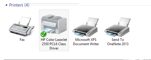 How To Turn A Printer Online