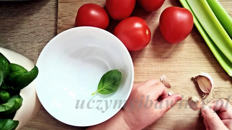 Gotowanie razem z dzieckiem