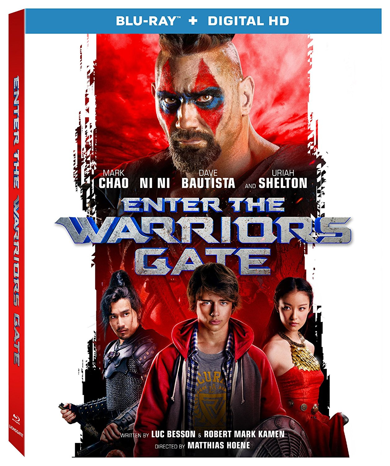 New Age Mama: DVD Review: ENTER THE WARRIORS GATE