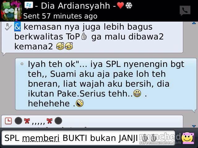 Testimoni Cream SPL Normal Original