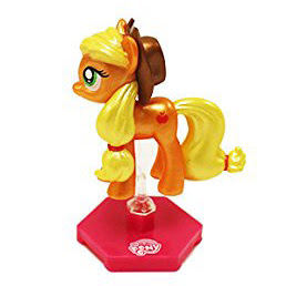 MLP Chrome Figures Applejack Figure by UCC Distributing