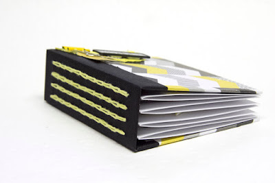 Sewn bookbinding