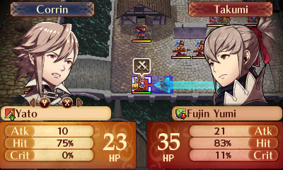 Fire Emblem Fates Conquest screenshot 1