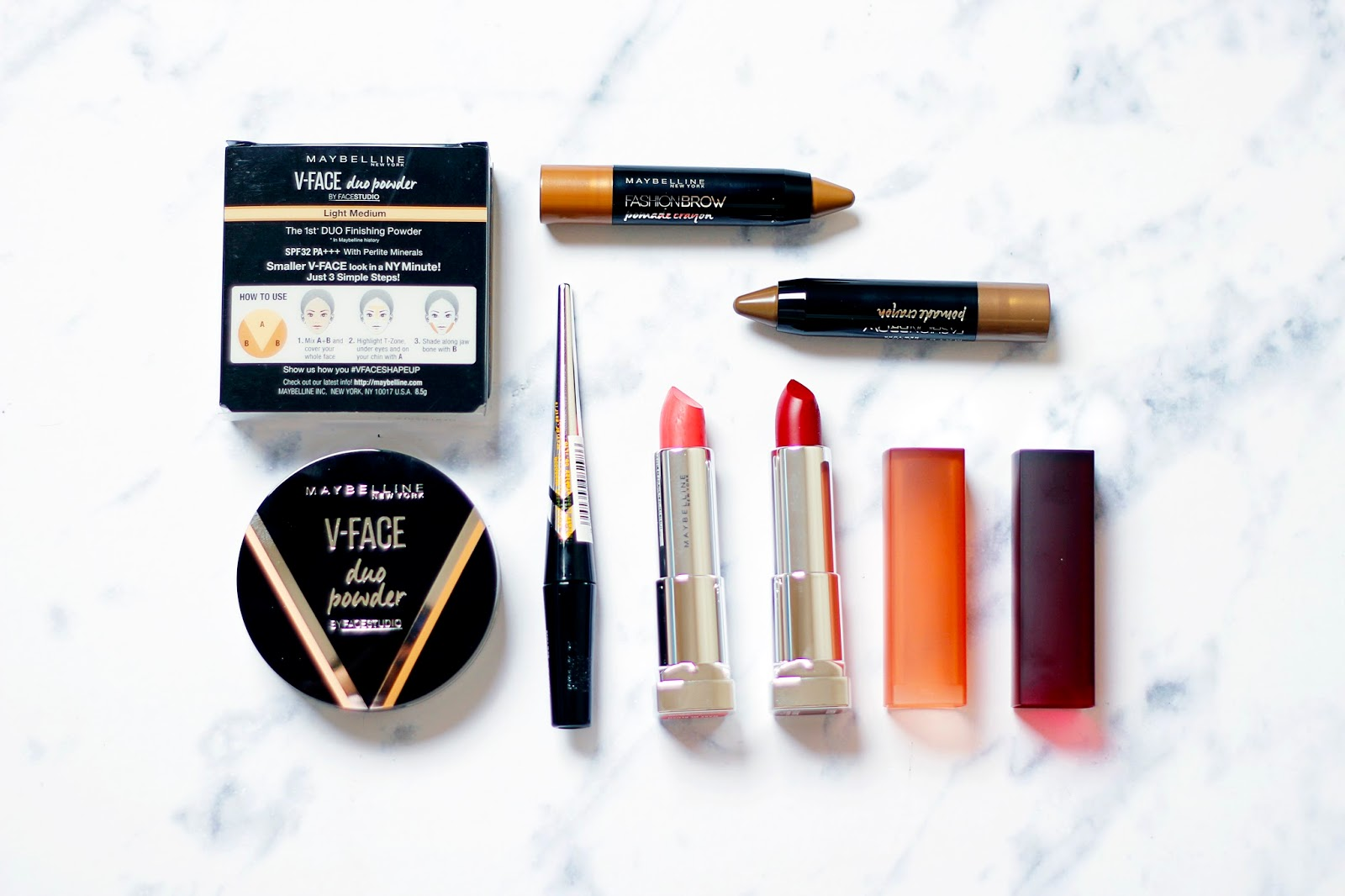Basic One Brand Makeup With Maybelline Pastello Rivoluzione Meyne V Face Its So Kind Of That They Gave Us Almost Full Range Product When We Attend Their Event Few Months Back What Drew My Attention Was Brow