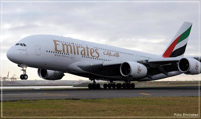 A380, o maior avião do mundo