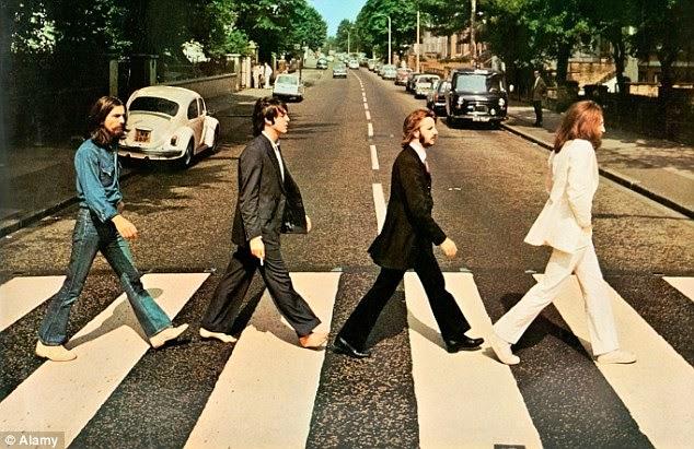 Abbey Road Inglaterra Beatles Rock