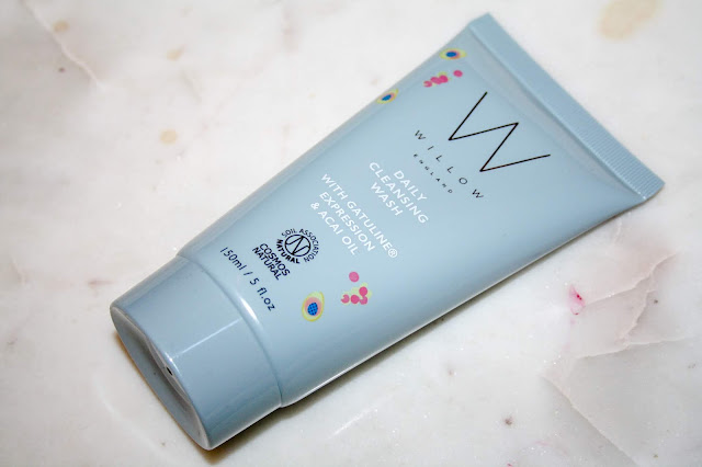 Willow Beauty: Organic and Natural Skincare Daily Cleansing Facial Wash