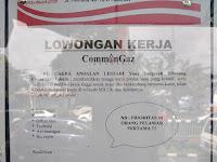 LOWONGAN KERJA SOLOK || PT CAKRA ANDALAN LESTARI !!