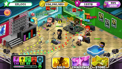game band stars